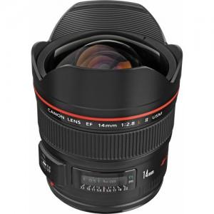 Canon EF 14mm L f:2.8 II USM