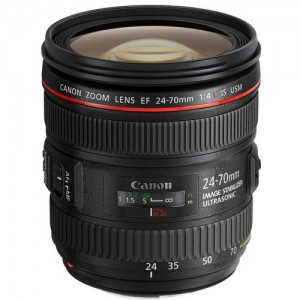 Canon EF 24-70mm L f:4 IS USM