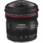 Canon EF 8-15mm L f:4 Fisheye USM