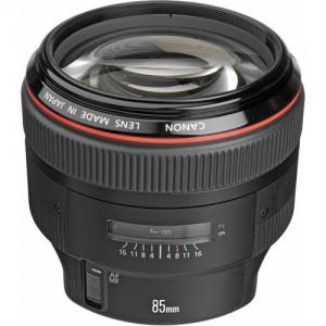 Canon EF 85mm L f:1.2 II USM