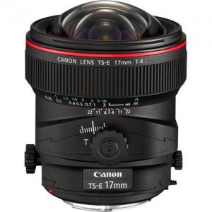Canon TS-E 17mm L f:4